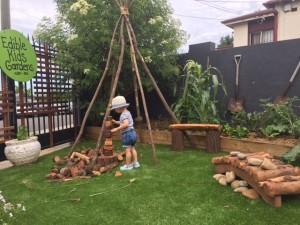 Garden playcorner gallery